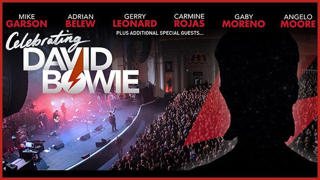 PHOTOS: Celebrating David Bowie (February 21, 2018, Pantages Theatre)