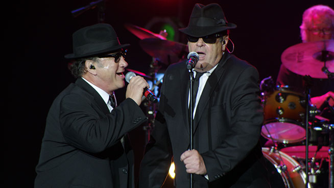 PHOTOS: Blues Brothers at Mystic Lake (October 28, 2017)