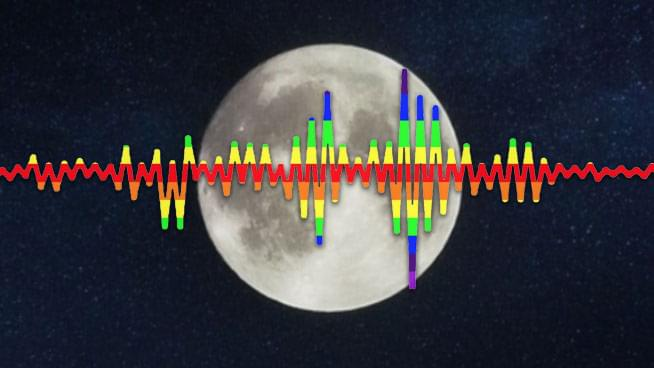 The Mysterious Voices on The Dark Side of the Moon