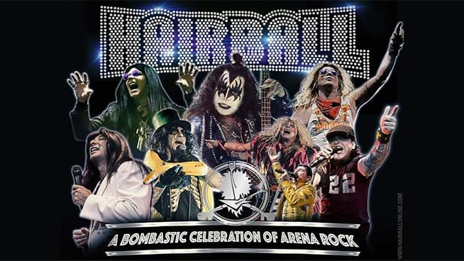 DEC 31 • N.Y.E. with HAIRBALL with Guest Free Fallin: Tribute to Tom Petty