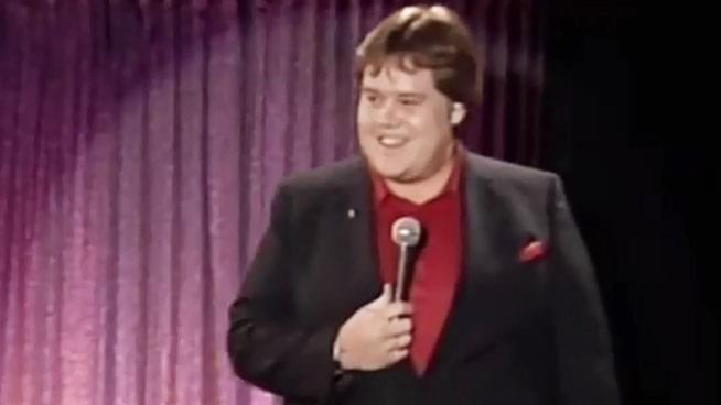 Louie Anderson on Rodney Dangerfield's Young Comedians in 1984