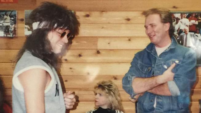 VIDEO: Lassman and Bon Jovi