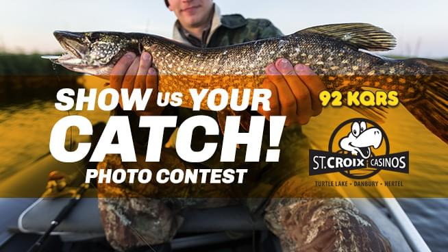 Show Us Your Catch Photo Contest