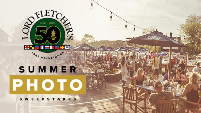 Lord Fletcher's Summer Photo Sweepstakes