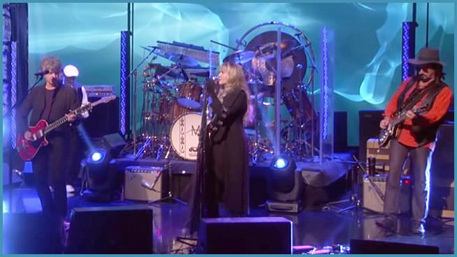 Fleetwood Mac's Latest Lineup Performed on Ellen