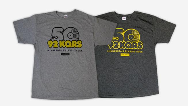 50th Anniversary Shirts Available Now
