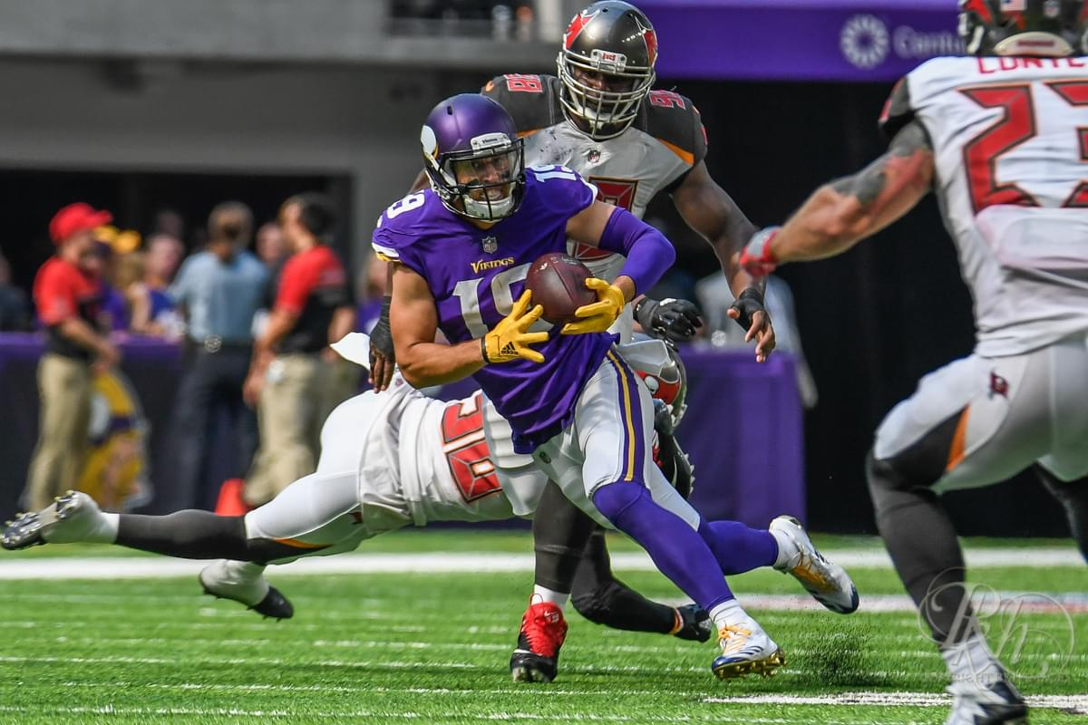 Frustration Evident for Vikings Receivers Amidst Offensive Struggles