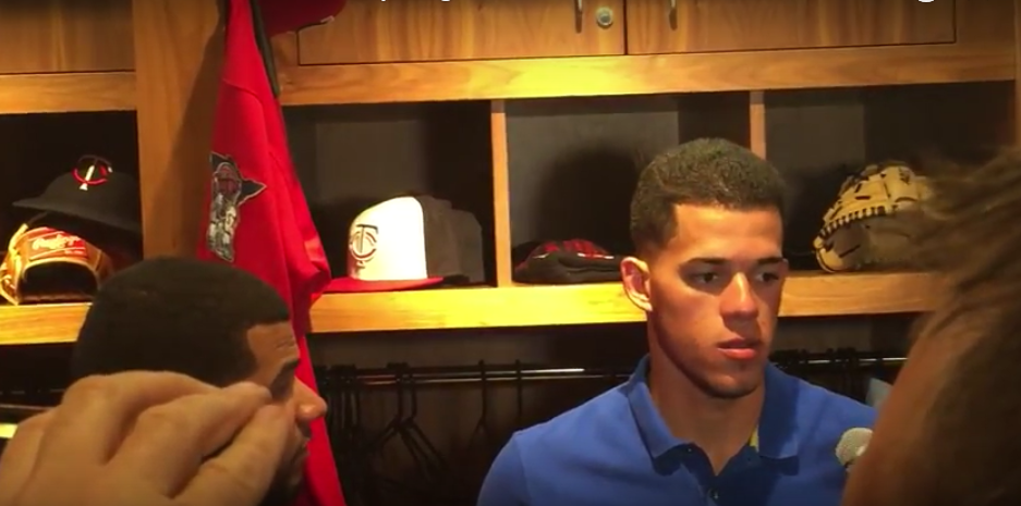 Ask A Twin: If You Didn't Play Pro Ball, What Would You Do? — Jose Berrios