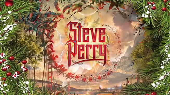 Hear Steve Perry's Rendition of Have Yourself a Merry Little Christmas