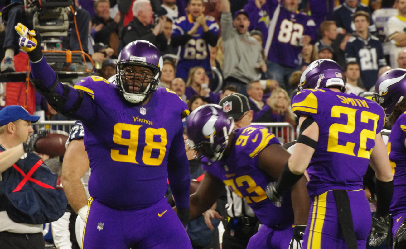Vikings Still Seeing Linval Joseph's Impact Despite Drop in Production