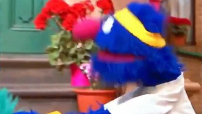 Did Grover Drop the F-Bomb on Sesame Street?