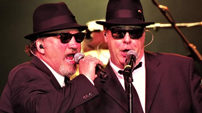PHOTOS: The Blues Brothers at Treasure Island (December 31, 2018)