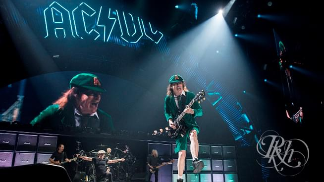 New AC/DC Album Rumored Complete, feat. Malcolm Young Riffs
