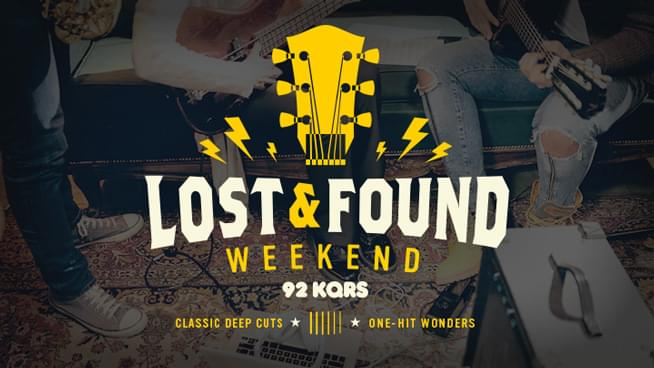 Lost & Found Weekend Part Two: See the Playlist