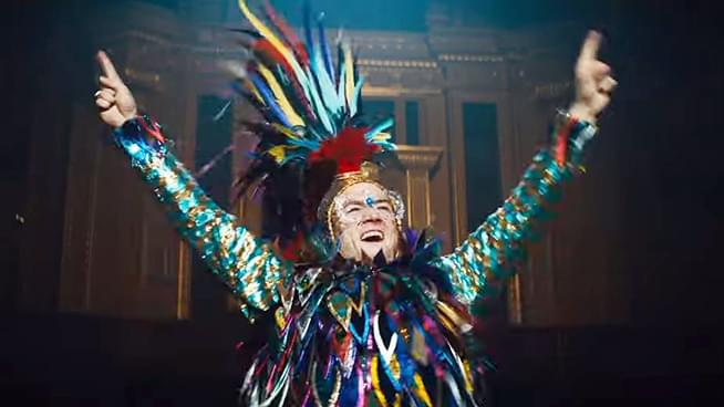 Official Rocketman Trailer Has Arrived!