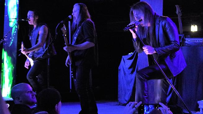 PHOTOS: Queensrÿche & Fates Warning at Medina Entertainment Center (March 16, 2019)
