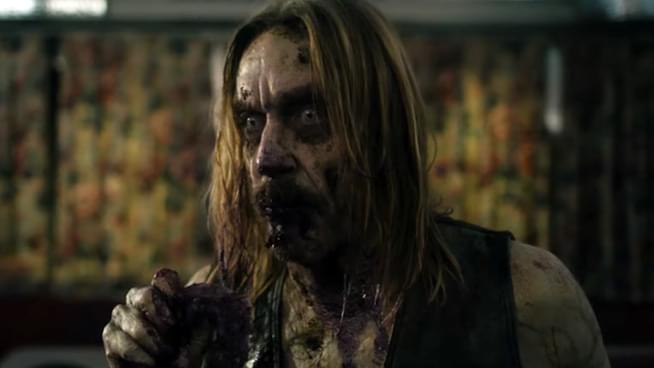 Iggy Pop Plays a Zombie in Jim Jarmusch's The Dead Don't Die