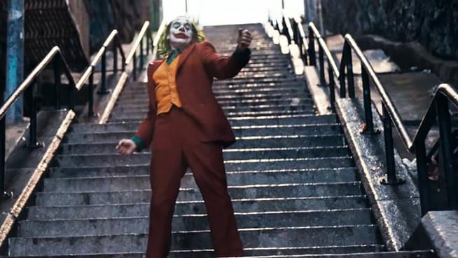 Teaser Trailer for Joker starring Joaquin Phoenix