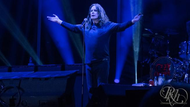 Ozzy Postpones All 2019 Shows until 2020
