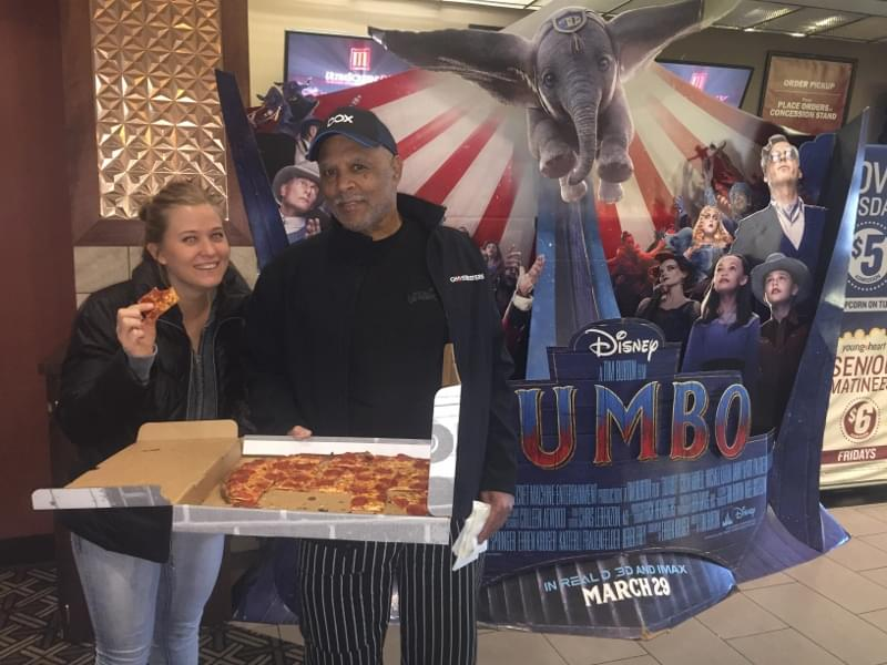 """Philly at Marcus Oakdale Cinema for """"Dumbo"""" Screening"""