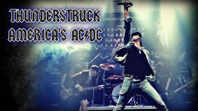 APR 24 • Thunderstruck: America's AC/DC Tribute With Guest Them Pesky Kids