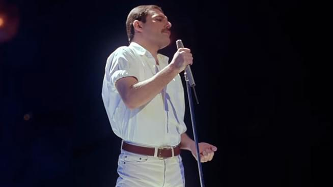 Previously Unheard Freddie Mercury Recording Released