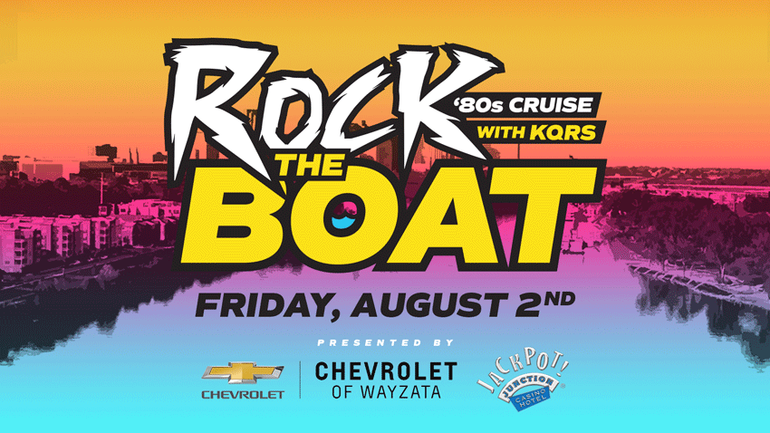 KQ's Rock The Boat '80s Cruise