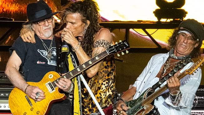PHOTOS: Aerosmith at Twin Cities Summer Jam (July 19, 2019)