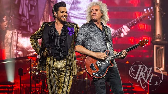 PHOTOS: Queen + Adam Lambert at Xcel (August 10, 2019)
