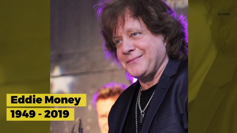Eddie Money: 1949-2019