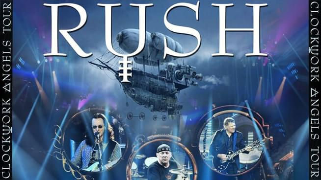 Win a Digital Download of Rush's Clockwork Angels Tour Live Album!