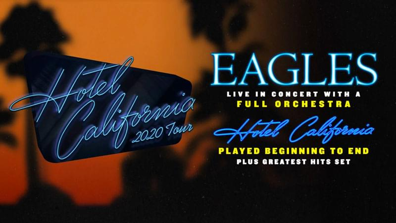 Eagles Hotel California  Tour coming to Xcel Energy Center for two shows