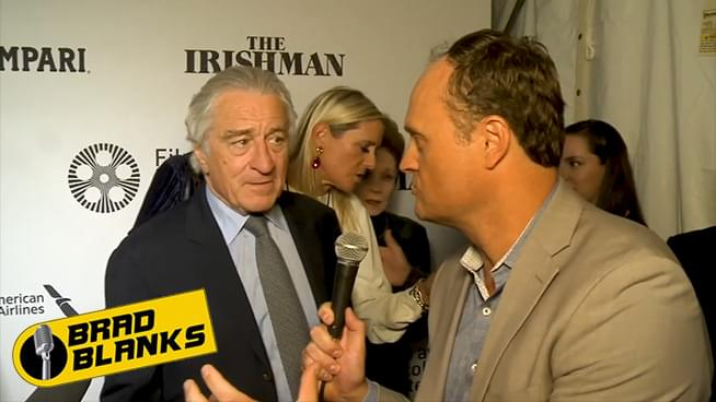 Red Carpet Premiere of Martin Scorsese's The Irishman