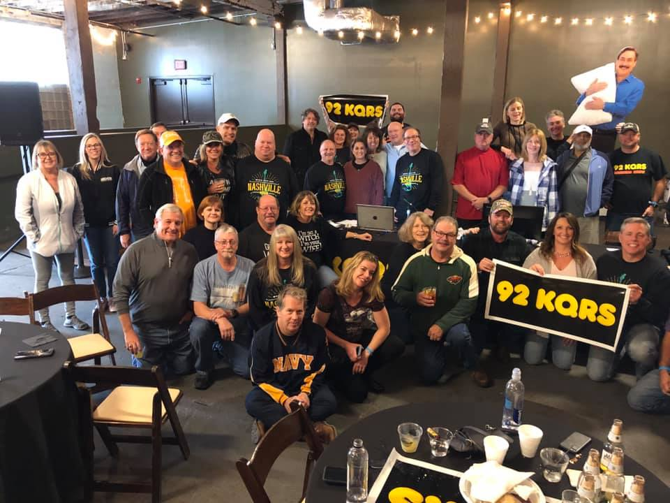 KQ Morning Show Listener Trip to Nashville