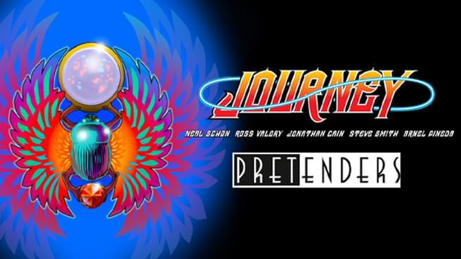 JUN 7 • Journey and Pretenders