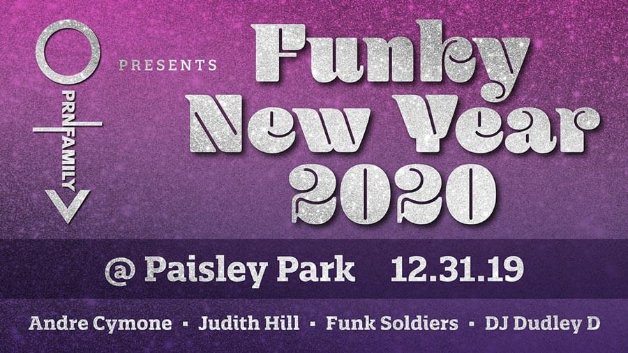 DEC 31 • FUNKY NEW YEAR 2020