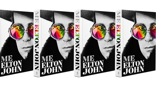 Win a Copy of ME: Elton John!
