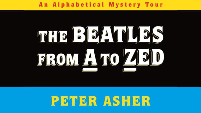 Win a Copy of the BookThe Beatles From A to Zed!