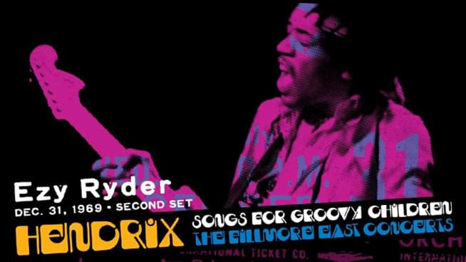Unreleased Jimi Hendrix Track Surfaces