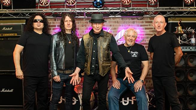 FEB 13 • UFO: Last Orders 50th Anniversary Tour with Guest Damon Johnson Band