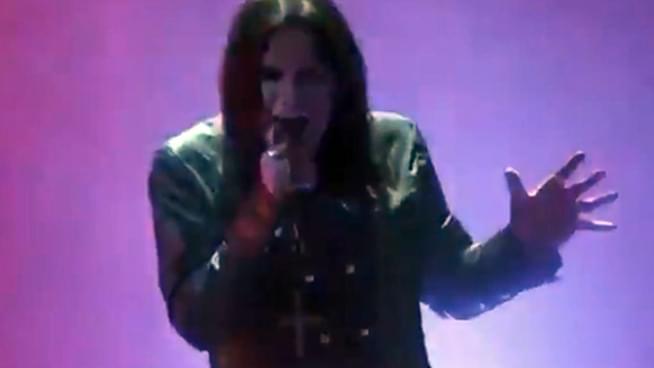 Ozzy Osbourne Rocks The American Music Awards
