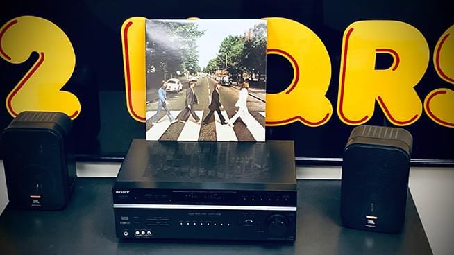Vinyl Sales Surged the Week Before Christmas