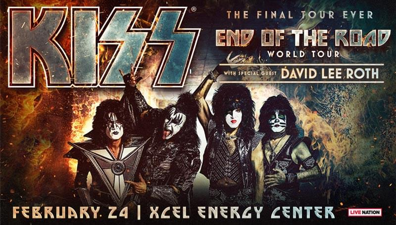 FEB 24 • KISS Pre-Concert Happy Hour with KQRS
