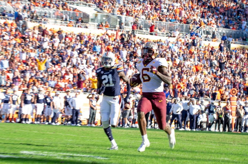 Golden Gophers Tame Tigers 31-24 in Outback Bowl