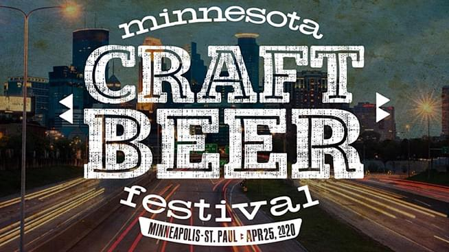 APR 25 • Minnesota Craft Beer Festival