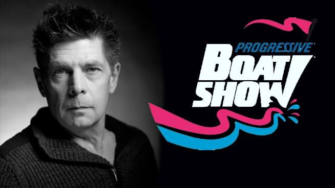 JAN 25 • Dave Mordal at Progressive Insurance Minneapolis Boat Show