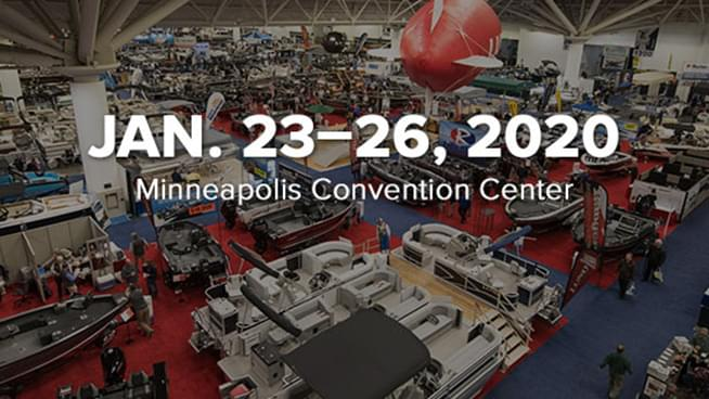 JAN 23-25 • KQ at Progressive Insurance Minneapolis Boat Show