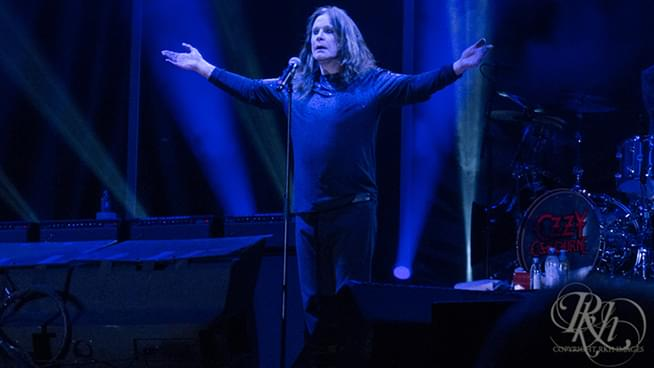 Ozzy & Elton Are Collaborating on a Song