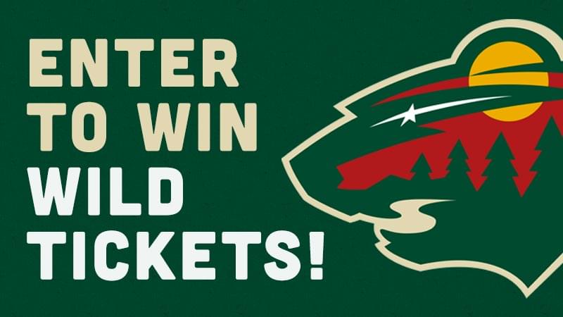 Enter to Win Minnesota Wild Tickets!
