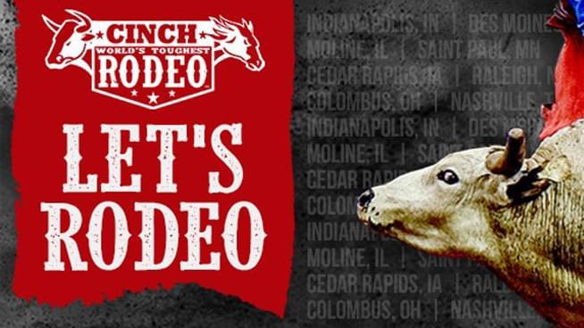 JAN 24-25 • Cinch World's Toughest Rodeo